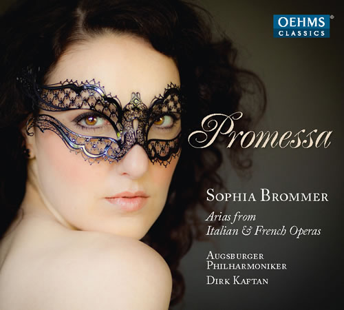 CD Cover Sophia Brommer